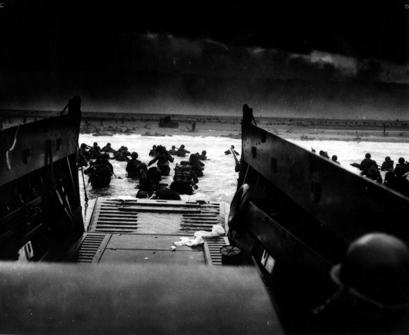 On Humility, D-Day, and the Strange French Train Compartment
